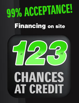 3e chance at credit